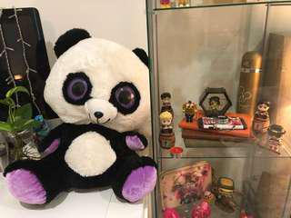 Panda Teddy Bear soft toys/figurines/collectibles