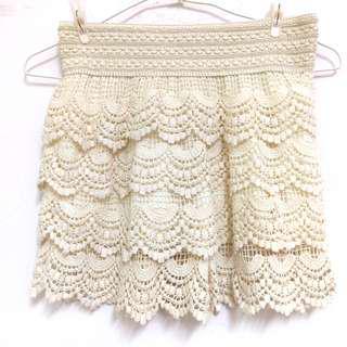🚚 🎀全新🎀蕾絲短褲#九月女裝半價