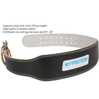 Gym Lifting Belt Myprotein