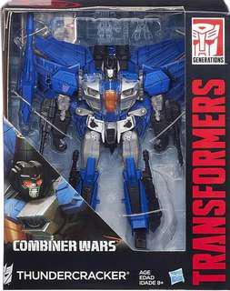 Original Hasbro Transformers Thundercracker Combined Wars