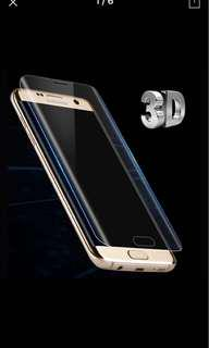 3D Tempered Glass  Full Cover for Samsung Galaxy S9