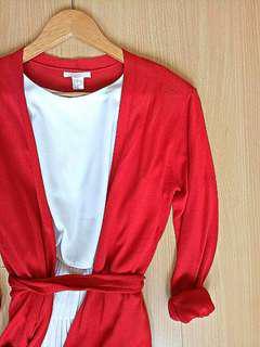 H&M Long Cardigan (Size: XS)