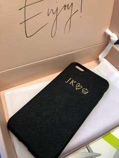 Personalised TDE iPhone 6+ phone cover