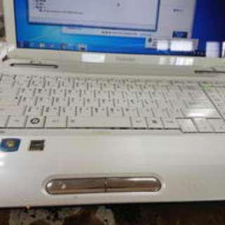 TOSHIBA L650 15吋筆電