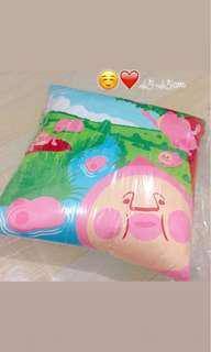 🍑農場精靈枕頭🍑 45cm×45cm 現貨啊~要買就快la! 📦歡迎郵寄/順豐/滿$150可面交 ☎️ws:60977445 👍🏻