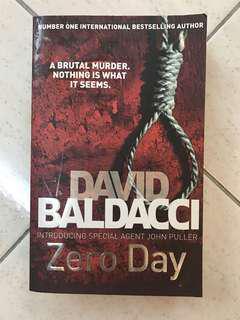 David Baldacci Zero Day