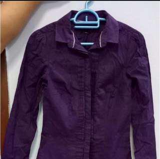 Padini Office Wear (Purple)