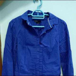 Padini Office Wear (Royal Blue)