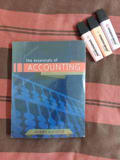Essentials of Accounting (ALAJAR & REYES)