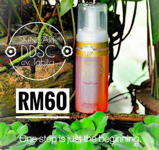 Facial Soap Desi Damayanti Skincare CV Tabita