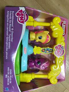 My Little Pony Playskool Friends Go Round Toy