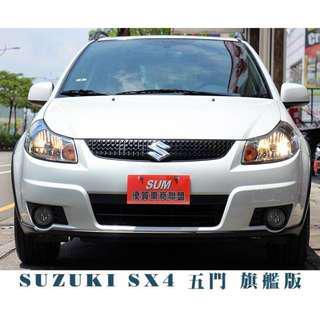 SUZUKI SX4 5D