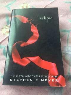 The Twilight Saga book III by Stephenie Meyer