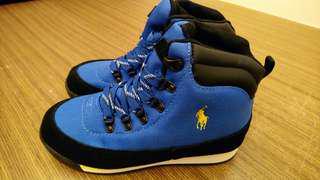 🚚 Polo 高筒鞋