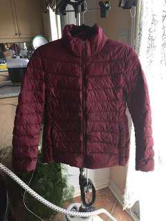 Magenta Pink Jacket Coat M