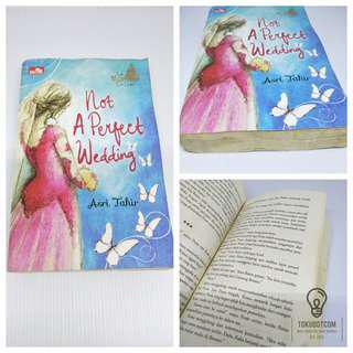 NOVEL PRELOVED Not a Perfect Wedding by Asri Tahir