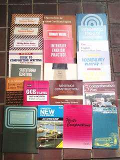 English Language Improvement Guide Books