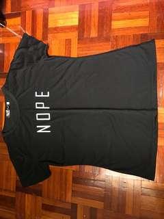 NOPE tshirt