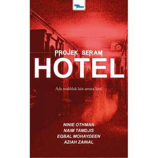 Projek Seram - Hotel