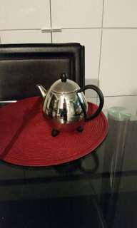 Tea steeper stainless steel