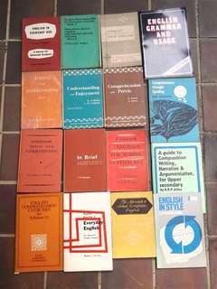 English Language Enrichment Books