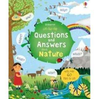 USBORNE Lift-the-flap Questions & Answers about Nature