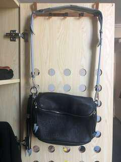 Acne studios Rip gr leather bag