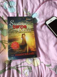 Novel Suami Tanpa Cinta