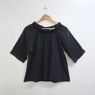 See by Chloe boat neck top