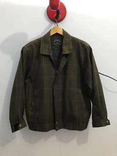 Fashion tartan jacket
