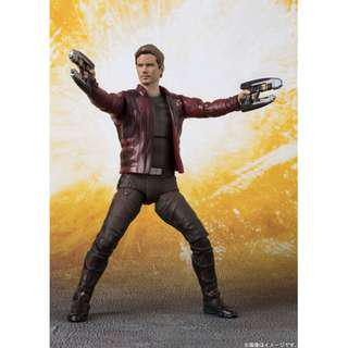 S.H.Figuarts Star-Lord (Avengers: Infinity War)