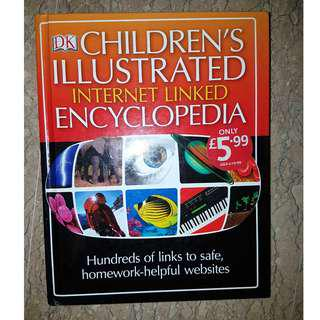 Children's Illustrated Internet Linked Encyclopedia
