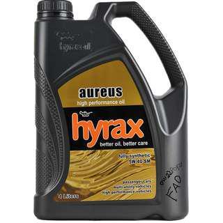 MINYAK PELINCIR / ENGINE OIL HIGH PERFORMANCE FULLY SYNTHETIC HYRAX OIL 5w-40