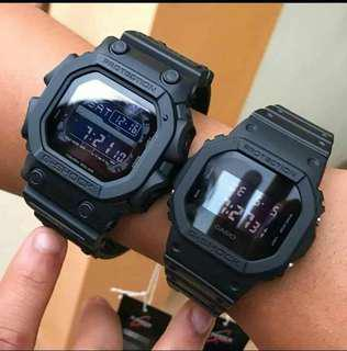 COUPLE G SHOCK LIMITED EDITION BLACK