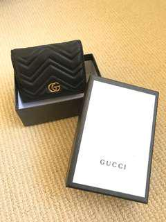 Gucci GG Marmont Card Case RRP $490