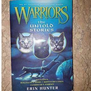 Warriors The Untold Stories (Erin Hunter)