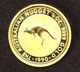 Australia 🇦🇺 (1/4 Ounce) - Collectible Gold Coin 🇦🇺🇦🇺
