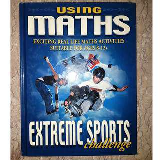 Using Maths!! (Extreme Sports and Stuntman)