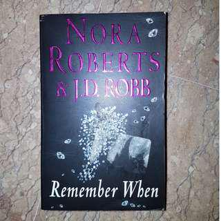 Remember When: Nora Roberts and J.D. Robb
