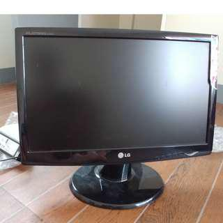 "LG 19"" Wide Screen Desktop LCD Monitor"