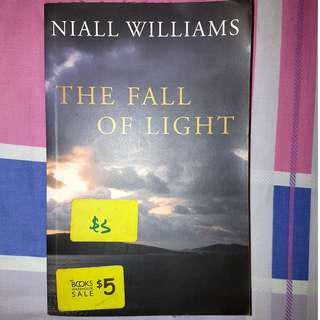 The Fall of Light Niall Williams