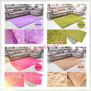 FREESF Anti Skid Carpet Rug 80x120cm