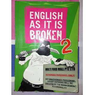 English As It Is Broken 2