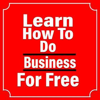 Free Business Course ! Learn Business For Free ! =D #Blessing