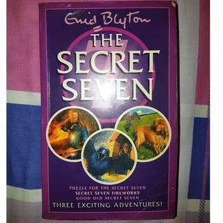The Secret Seven Enid Blyton