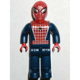 LEGO MARVEL Super Heroes 4858 4860 Spider Man (Junior-Fig)