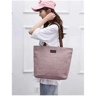 TC18 Heroing Canvas Tote Bag Solid Color
