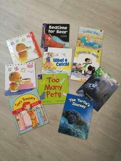 Preloved story books for toddler