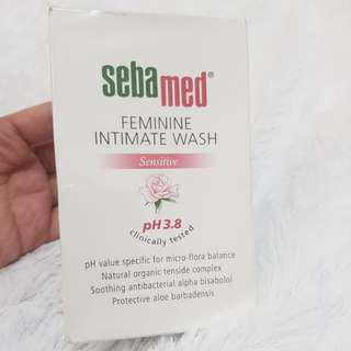 Sebamed Feminine Intimate Wash