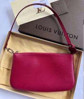 Louis Vuitton Epi Pochette